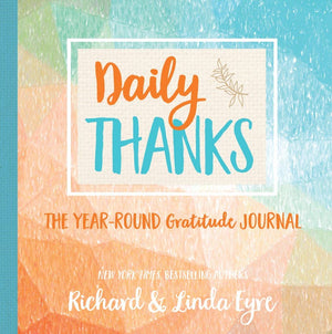 Daily Thanks - The Year-Round Gratitude Journal