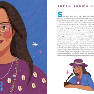 She Spoke - 14 Women Who Raised Their Voices & Changed the World Book