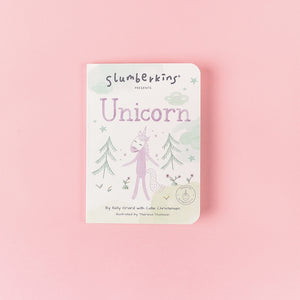 Slumberkins Board Book - Unicorn (Authenticity)