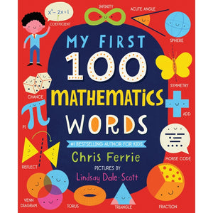 My First 100 Mathematics Words Board Book