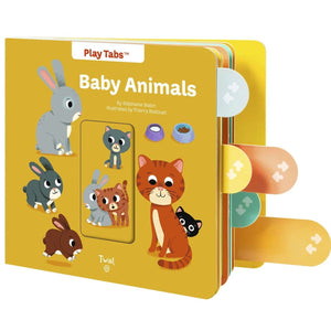 Baby Animals Play Tabs
