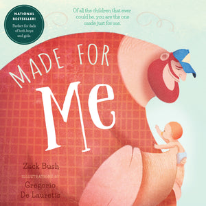 Made For Me Board Book