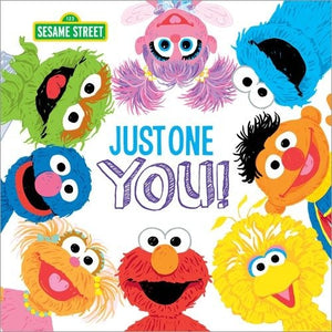 Sesame Street - Just One You! Book