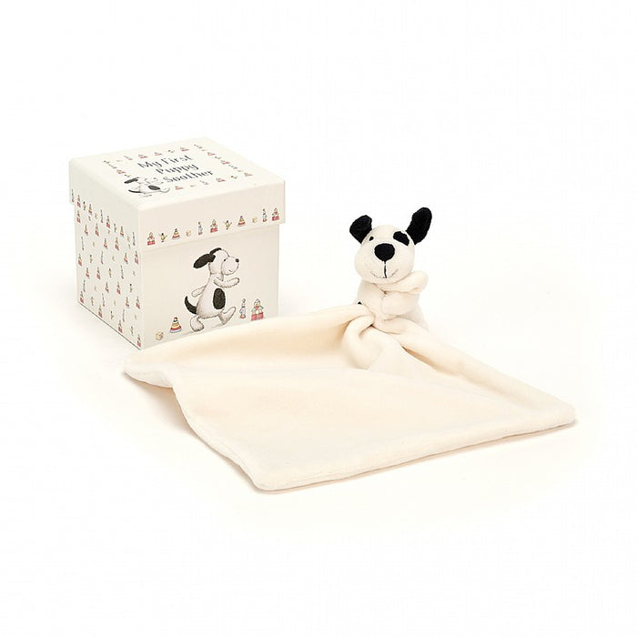 Jellycat Soother/Lovie Blanket - My First Puppy