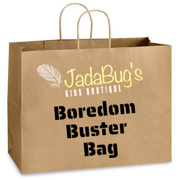 Boredom Buster Bags-Curbside Pickup