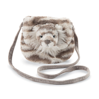Sacha Snow Tiger Purse