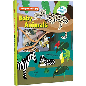 Baby Animals Magnetology