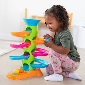 Fat Brain Toys RollAgain Tower