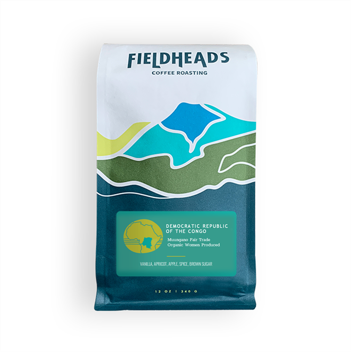 Democratic Republic of Congo - Fieldheads Coffee Company