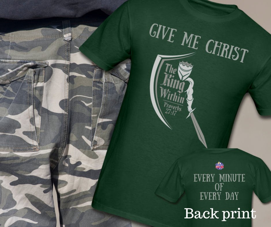 Give Me Christ Gildan Men's T-Shirt