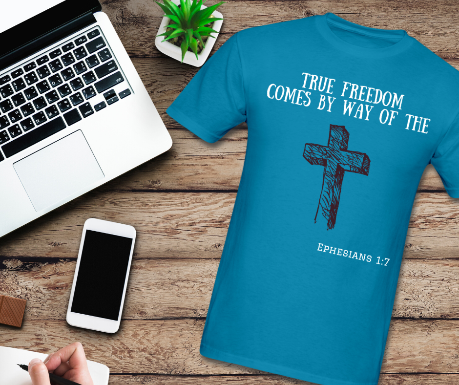 True Freedom Men's T-Shirt