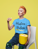 Load image into Gallery viewer, Wisdom Nation Ladies T-Shirt