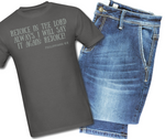 Load image into Gallery viewer, Phil 4:4 Men's T-Shirt