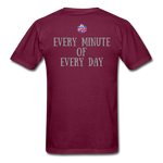 Load image into Gallery viewer, Give Me Christ Gildan Ultra Cotton Adult T-Shirt - burgundy