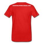 Load image into Gallery viewer, Indie Artist Premium T-Shirt - red