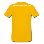 Load image into Gallery viewer, Indie Artist Premium T-Shirt - sun yellow