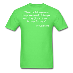 Grandchildren are the Crown Men's T-Shirt - kiwi