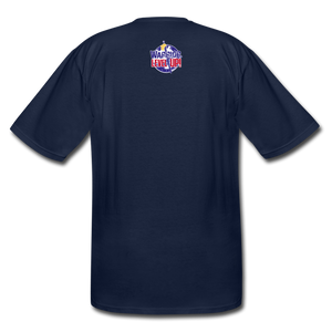 Bout that Life Men's Tall T-Shirt - navy