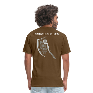 Men's T-Shirt - brown