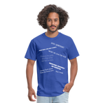 Load image into Gallery viewer, Men's T-Shirt - royal blue