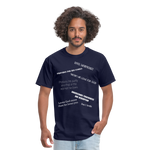 Load image into Gallery viewer, Men's T-Shirt - navy