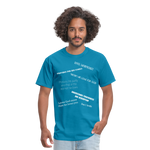 Load image into Gallery viewer, Men's T-Shirt - turquoise
