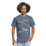 Load image into Gallery viewer, Men's T-Shirt - denim