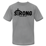 Load image into Gallery viewer, Strong Jersey Men's T-shirt - slate