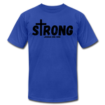 Load image into Gallery viewer, Strong Jersey Men's T-shirt - royal blue