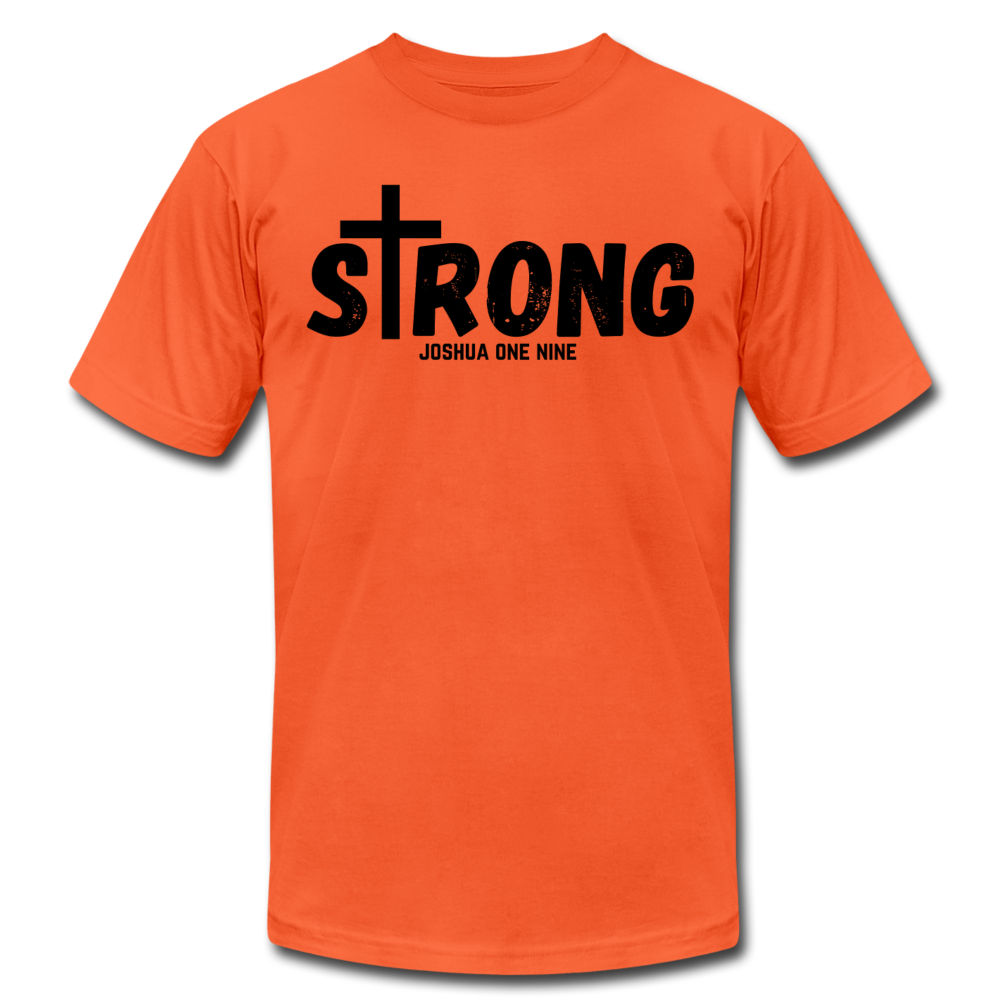 Strong Jersey Men's T-shirt - orange