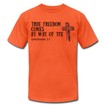 Load image into Gallery viewer, True Freedom Men's T-Shirt - orange