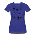 Load image into Gallery viewer, Chaos Women's T-Shirt - royal blue