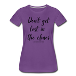 Load image into Gallery viewer, Chaos Women's T-Shirt - purple