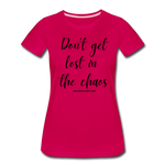 Load image into Gallery viewer, Chaos Women's T-Shirt - dark pink