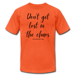 Load image into Gallery viewer, Chaos Unisex T-Shirt - orange