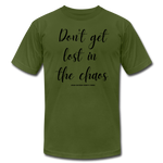 Load image into Gallery viewer, Chaos Unisex T-Shirt - olive