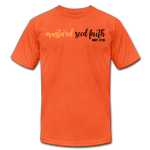 Load image into Gallery viewer, Mustard Seed Unisex T-Shirt - orange