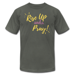 Load image into Gallery viewer, Rise Up Unisex T-Shirt - asphalt