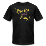 Load image into Gallery viewer, Rise Up Unisex T-Shirt - black