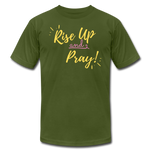 Load image into Gallery viewer, Rise Up Unisex T-Shirt - olive