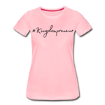 Load image into Gallery viewer, Kingdompreneur Women's T-Shirt - pink