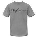 Load image into Gallery viewer, Kingdompreneur Unisex T-Shirt - slate