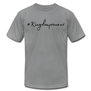 Kingdompreneur Unisex T-Shirt - slate