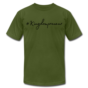 Kingdompreneur Unisex T-Shirt - olive