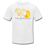 Load image into Gallery viewer, Fiercely Resilient Brand T-Shirt - white