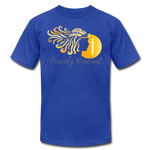Load image into Gallery viewer, Fiercely Resilient Brand T-Shirt - royal blue