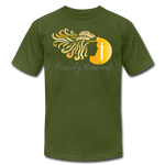 Load image into Gallery viewer, Fiercely Resilient Brand T-Shirt - olive