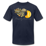 Load image into Gallery viewer, Fiercely Resilient Brand T-Shirt - navy