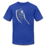 Load image into Gallery viewer, King Within Brand Unisex T-Shirt - royal blue