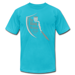 Load image into Gallery viewer, King Within Brand Unisex T-Shirt - turquoise